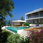 виллы на берегу моря на Кипре