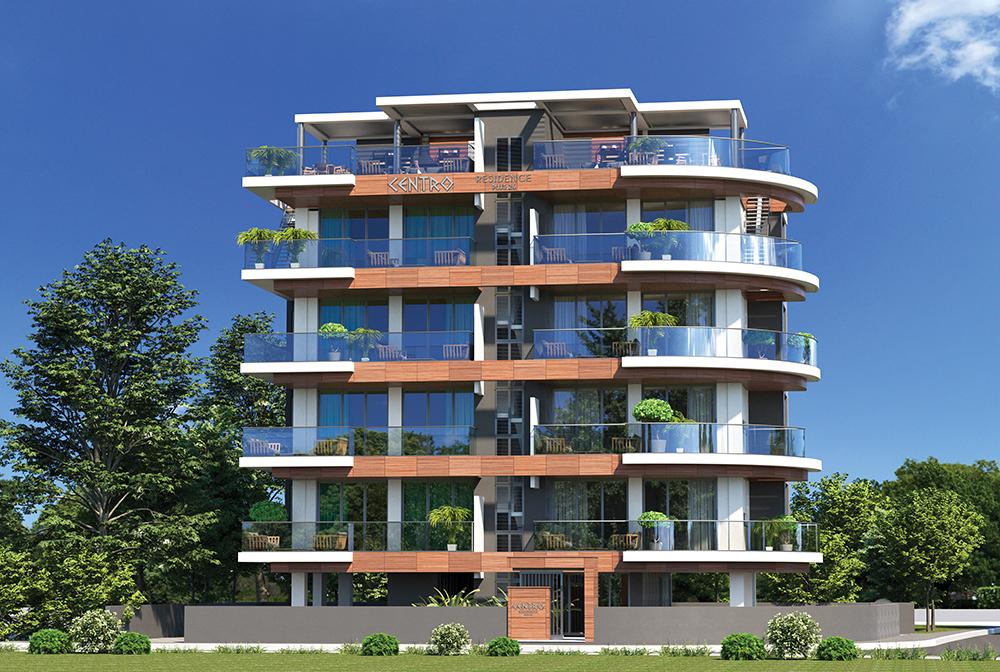 Centro Residence in Nicosia